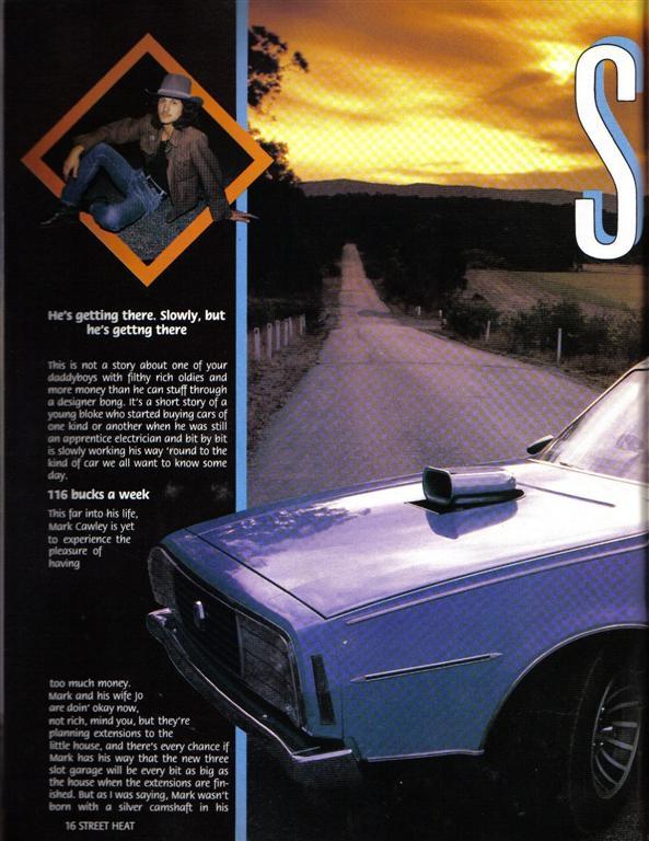 Leyland Car Owners - Publications- Street Heat